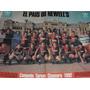 Poster Revista Grafico Newells Old Boys Campeon Clausura 92