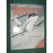 Revista Business Comercial Aviation 9/04 Cessna Cje Charter