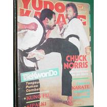 Revista Yudo Karate Artes Marciales Tecnicas Nro. 157