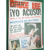 Revista Bruce Lee Artes Marciales Kung Fu Karate Nro. 81