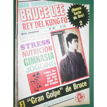 Revista Bruce Lee Artes Marciales Kung Fu Karate Nro. 107