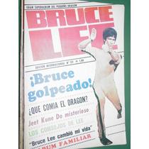Revista Bruce Lee Artes Marciales Kung Fu Karate Nro. 121