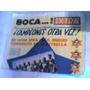 Boca Campeón 1944: N° Extra Revista Partidaria Y Gran Lámina