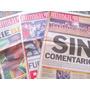 Diarios Clarin Deportivo Mundial 98 4 Ejemplares