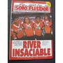 Sólo Fútbol 333 -´1991 - River - Poster Belgrano De Córdoba