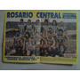 Rosario Central Apertura 1991 Poster Color Solo Futbol