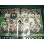Deportivo Mandiyu Temporada 1988/89 Poster Solo Futbol Retro