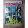 Solo Futbol 392 21/12/92 Boca Campeón Póster: Belgrano Cba