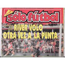 Revista Solo Futbol 29 De Octubre De 1990 River Plate