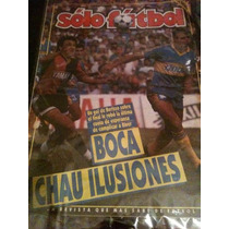 Revista Solo Futbol 25 De Noviembre De 1991 Boca Juniors