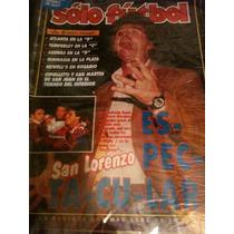 Revista Solo Futbol 5 De Junio De 1995 Bambino Veira
