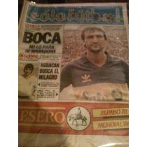 Revista Solo Futbol 17 De Marzo De 1986 Jorge Pipa Higuain