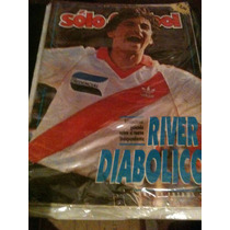 Revista Solo Futbol 24 De Agosto De 1992 Ramon Diaz
