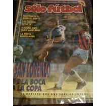 Revista Solo Futbol 12 De Agosto De 1991 San Lorenzo