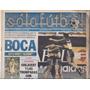 Revista Solo Futbol 9 De Diciembre De 1986 Boca Juniors