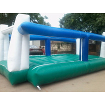 Cancha Inflable 7x3