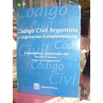 Codigo Civil Argentino Comentado - Salerno
