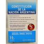 Divito, Miguel - Constitución De La Nación Argentina