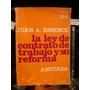 Juan A. Ensinck Ley De Contrato De Trabajo Anotada -usado-