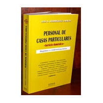 Personal De Casas Particulares -serv Doméstico- (r. Sahiach)