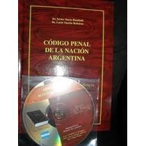 Codigo Penal Comentado Con Cd - Rombola - Reboiras 2015!!