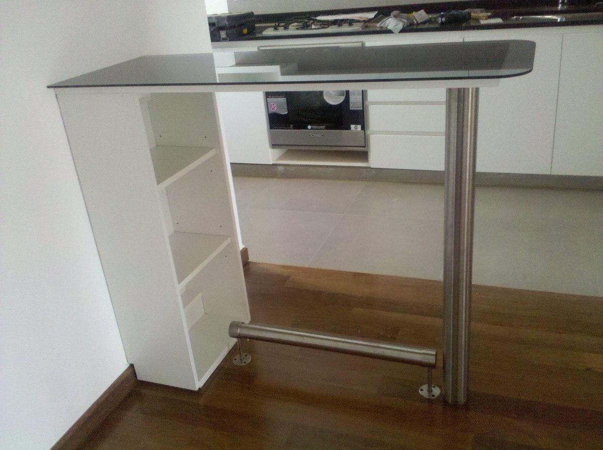 Muebles de cocina con vidrio esmerilado 20170715143126 - Muebles de cocina las palmas ...