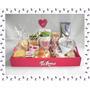 Desayuno Romantico,san Valentin, Bombones, Chocolate,peluche