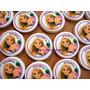 Cookies, Galletas Con Imagenes Impresas Comestible X Docena
