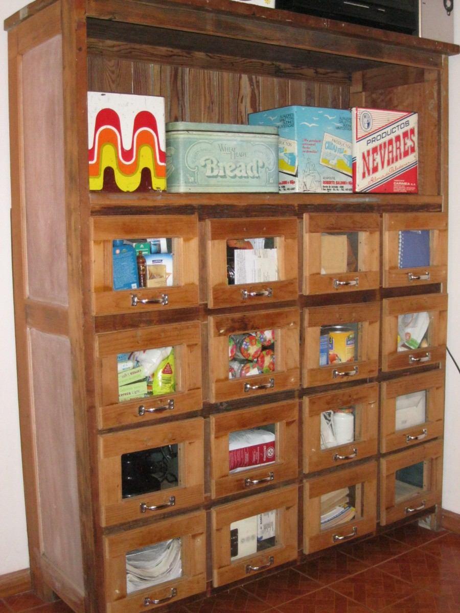 Muebles de cocina usados en paraguay ideas interesantes para dise ar los ltimos - Muebles cocina antiguos ...