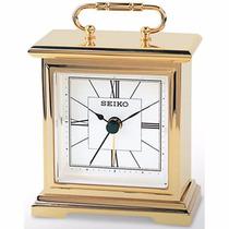 Reloj Despertador Seiko Quartz Original Nuevo Japan Garantia