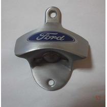 Destapador De Botellas De Pared Ford