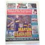 Diario Popular Completo Martin Palermo Gol 216 Analia Zatti