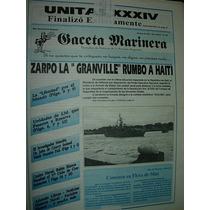 Suple Puerto Belgrano Diario Gaceta Marinera 629 Armada