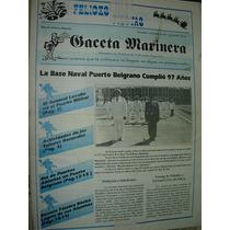 Suple Puerto Belgrano Diario Gaceta Marinera 630 Armada