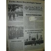Diario Gaceta Marinera Armada 517 Dia Prefectura Naval