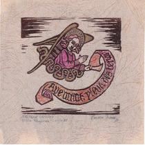Luciano Monsó. Litografía Original. Arte. Envío Gratis.