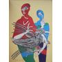 Juan Carlos Benitez Los Pájaros Y Yo - Serigrafias 1967
