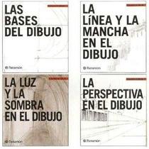 Academia De Dibujo 4 Tomos Parramon