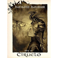 Ciruelo Infinito Interior - Dibujo Artístico - Envios