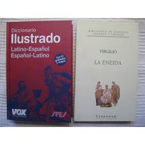 Diccionario Ilustrado Latino-español Vox + Eneida