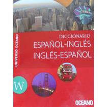 Diccionario Español-ingles Ingles-español -oceano-