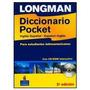 Longman Diccionario Pocket Ingles-español Español-ingles
