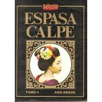 Anteojito Espasa Calpe Diccionario Tomo 4 Serie Dorada Libro