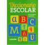Diccionario Escolar De Lengua Española Lexicón 4.43