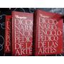 Diccionario Enciclopedico De Las Artes, Herbert Read 3 Tomos