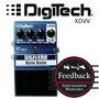 Digitech Xdvv Digi Verb - Pedal Para Guitarra Reverb
