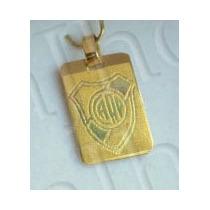 Medalla De Oro 18kts River Plate 1grs. Jhosua