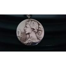 Medalla Art Nouveau