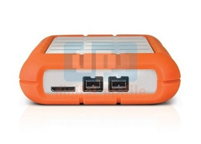 Disco Rigido Externo Lacie Rugged Hard Disk Triple 1 Tb