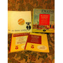 Living English Curso De Ingles En Vinilo - 4 Discos Manuales